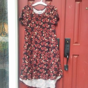 LuLaRoe Carlie Dress Size S